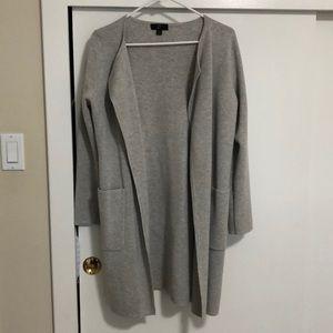 Jcrew Long Caridgan Sweater (XS)